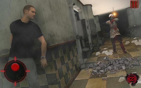 Evil Nurse Scary Stories Horror Dark Hospital Game screenshot 2