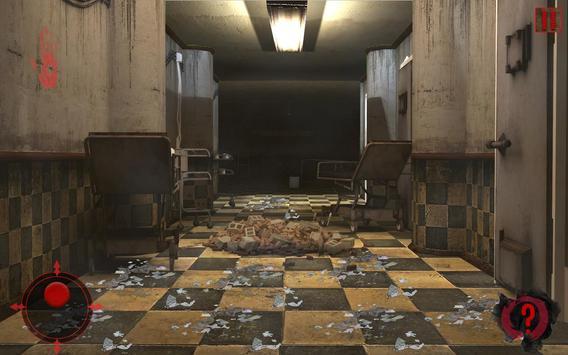 Evil Nurse Scary Stories Horror Dark Hospital Game screenshot 4
