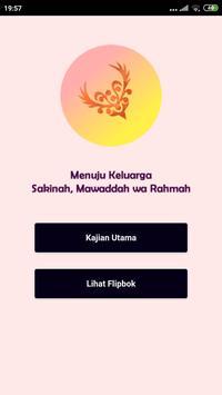 Menuju Keluarga Sakinah, Mawaddah, wa Rahmah screenshot 1