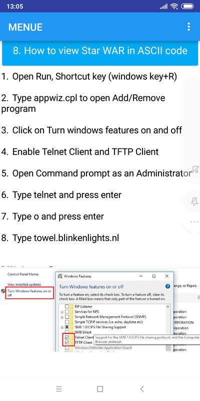 command prompt for android apk download