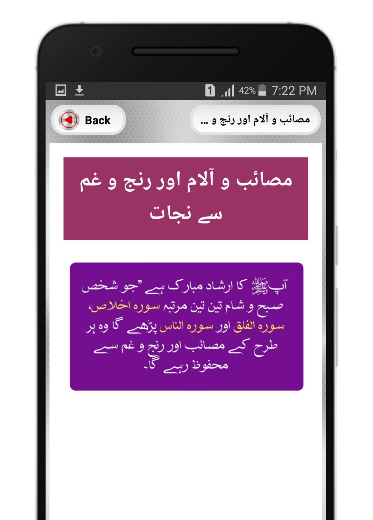 Ayat e Shifa – Quran Sy Ilaj in Urdu poster