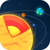 Idle Galaxy icon