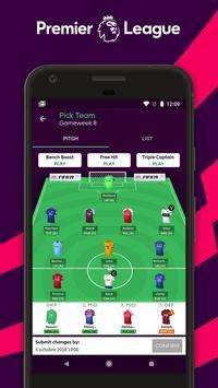 Premier League - Official App الملصق