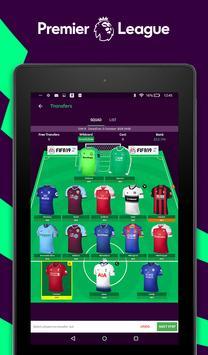 Premier League - Official App تصوير الشاشة 15