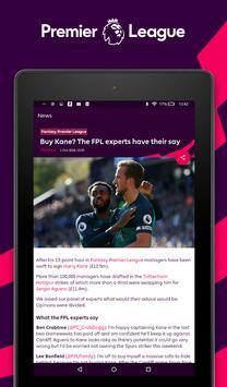 Premier League - Official App screenshot 16