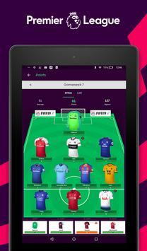 Premier League - Official App скриншот 12