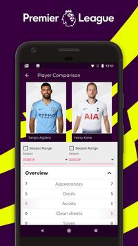 Premier League - Official App تصوير الشاشة 2