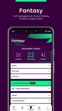 Premier League - Official App screenshot 2