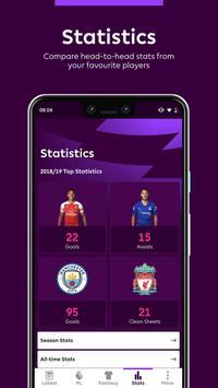 Premier League - Official App تصوير الشاشة 3