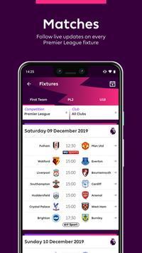 Premier League - Official App تصوير الشاشة 4