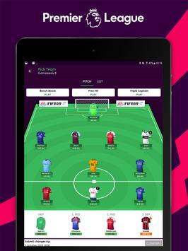 Premier League - Official App скриншот 6