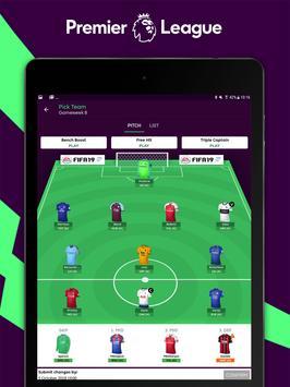 Premier League - Official App скриншот 9