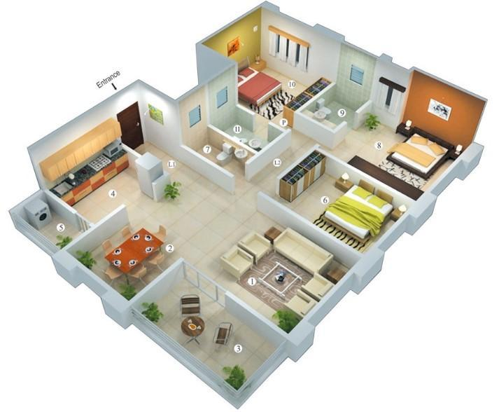 Plan De Maison Moderne for Android - APK Download