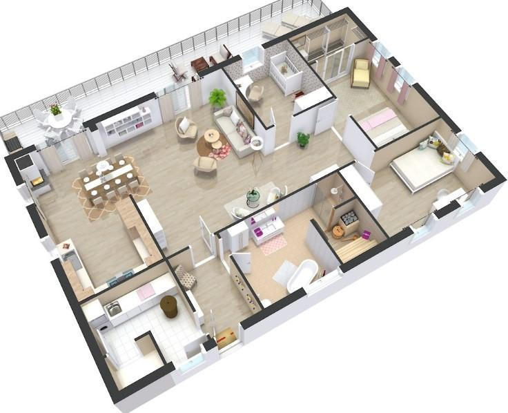 Plan De Maison Moderne for Android - APK Download