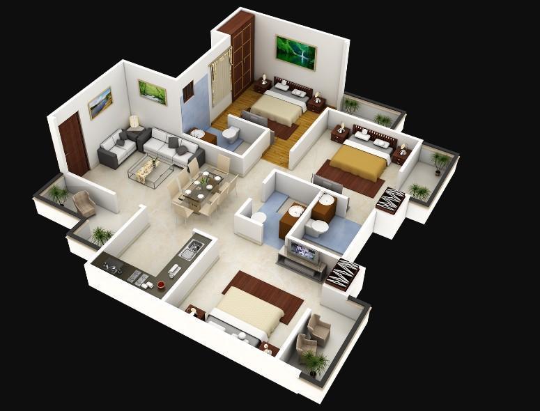 Plan De Maison Moderne For Android Apk Download