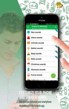 Notification Sounds - Ringtones & Soundboard ảnh chụp màn hình 12