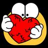 Emojidom biểu tượng cảm xúc hoạt ảnh / GIF biểu tượng