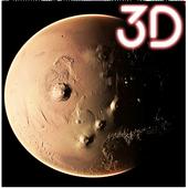 Planet Mars icon