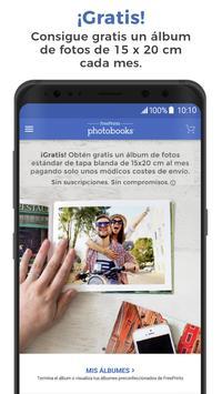 FreePrints Photobooks - Álbumes de fotos gratis screenshot 10