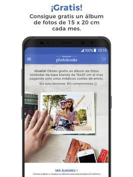 FreePrints Photobooks - Álbumes de fotos gratis screenshot 5