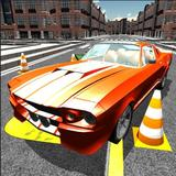 Muscle Car Parking Simulator Game