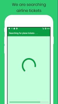 Plane Tickets screenshot 2