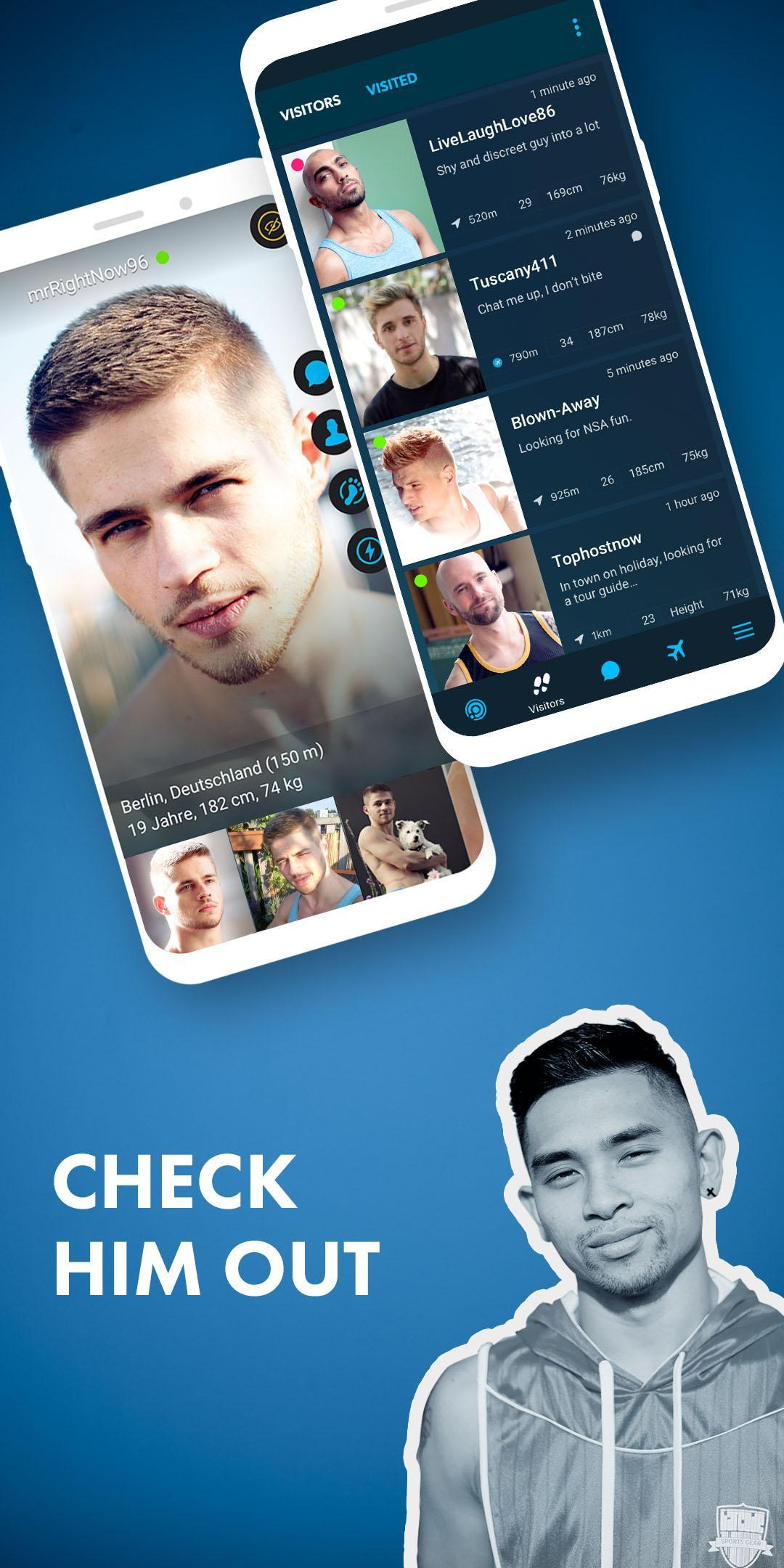 planetromeo app for android