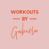 Workouts By Gabriela-icoon