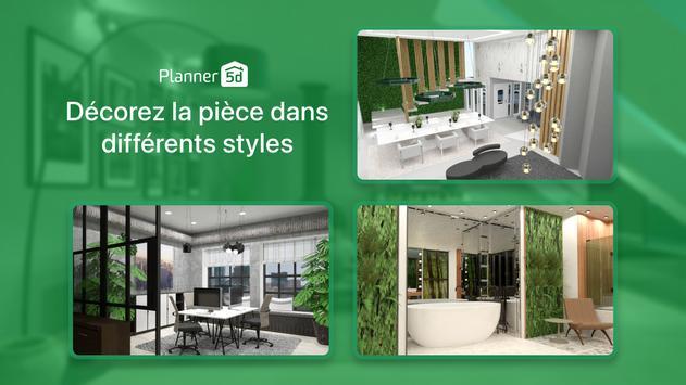 Décoration intérieur à la maison - Planner 5d capture d'écran 12