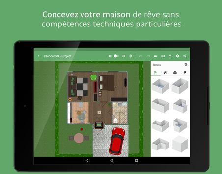 Planner 5D capture d'écran 7