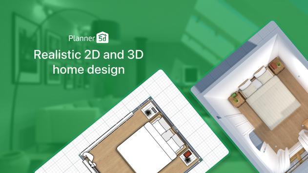 Planner 5D تصوير الشاشة 8