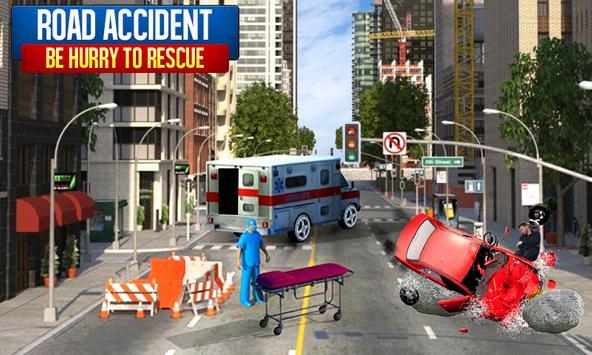 City Ambulance Rescue 2019 poster