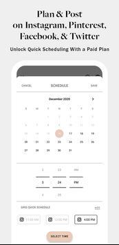 PLANOLY: Schedule Posts for Instagram & Pinterest capture d'écran 2