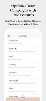 PLANOLY: Schedule Posts for Instagram & Pinterest Ekran Görüntüsü 4