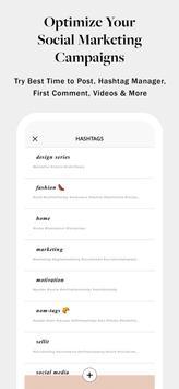 PLANOLY: Schedule Posts for Instagram & Pinterest capture d'écran 4