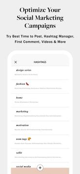 PLANOLY: Schedule Posts for Instagram & Pinterest スクリーンショット 4