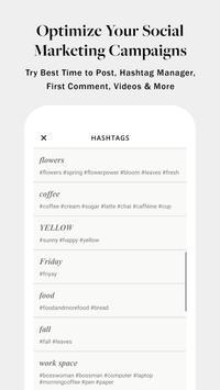 PLANOLY: Schedule Posts for Instagram & Pinterest 스크린샷 5