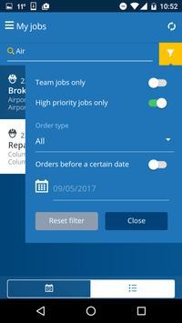 Planon AppSuite imagem de tela 4