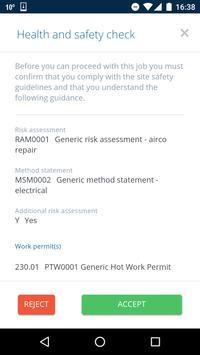 Planon AppSuite imagem de tela 2