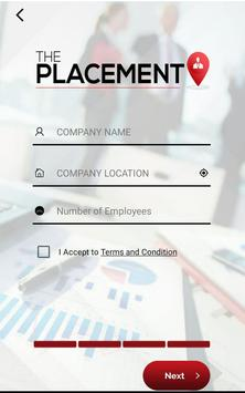 The Placement - Employer poster