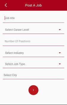 The Placement - Employer screenshot 2