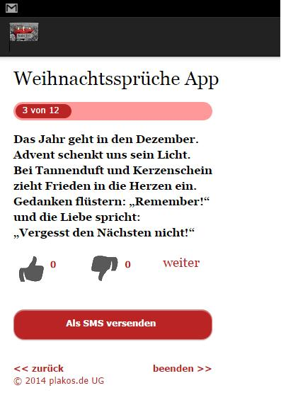 Weihnachtssprüche Adventsgrüße For Android Apk Download