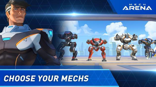 Mech Arena poster