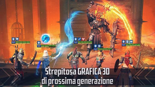 4 Schermata RAID: Shadow Legends