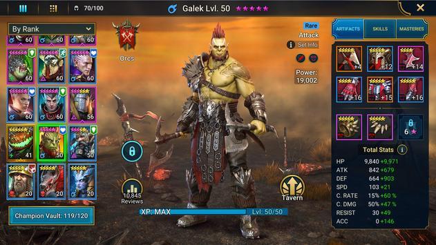 RAID: Shadow Legends screenshot 14