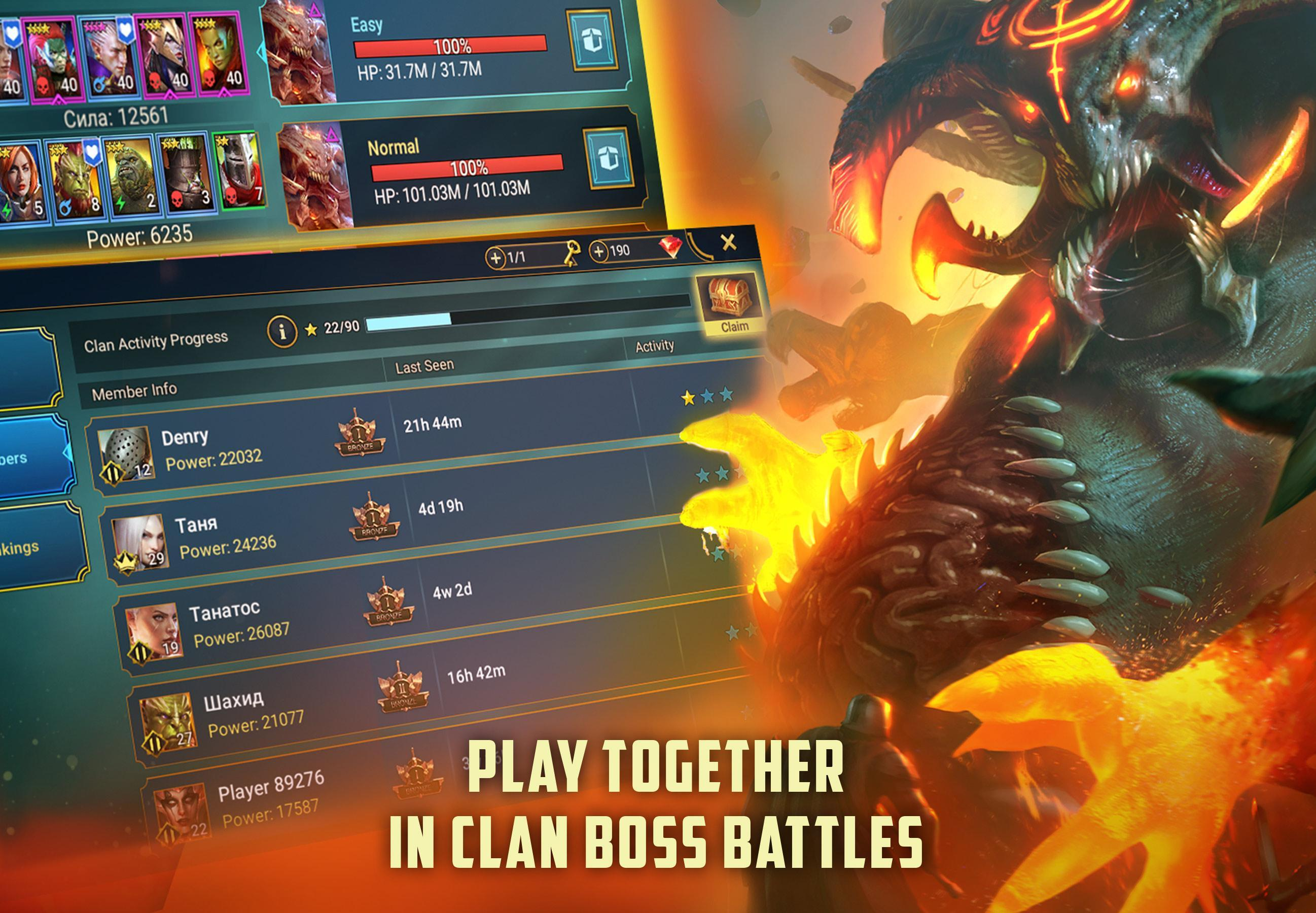 RAID: Shadow Legends for Android - APK Download
