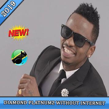 Diamond Platnumz Songs -2019 - Without Internet poster