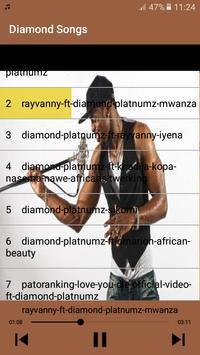 Diamond Platnumz Songs -2019 - Without Internet screenshot 1