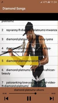 Diamond Platnumz Songs -2019 - Without Internet screenshot 2