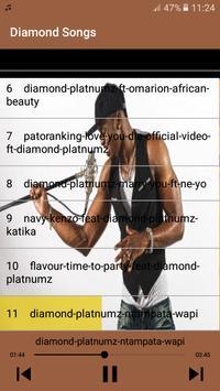 Diamond Platnumz Songs -2019 - Without Internet screenshot 4